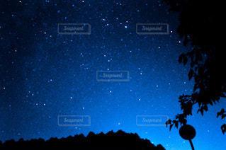 初めての星景撮影の写真・画像素材[3586115]