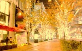 夜,イルミネーション,ライトアップ,高層ビル,クリスマス,照明,買い物,梅田,装飾,明るい,デート,通り,一眼レフ,ショッピング,商業施設,グランフロント大阪,街路灯,インスタ映え,うめきた広場,シャンパンゴールド,映え写真,グランフロントクリスマス