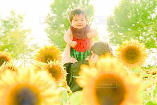 天使の笑顔の写真・画像素材[4699314]
