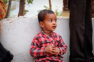海外,アジア,赤ちゃん,可愛い,男の子,目,ネパール,目赤ちゃん