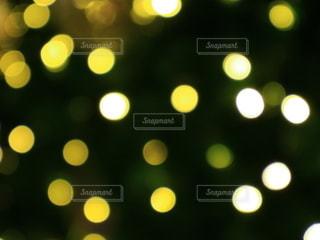 クリスマスの光の写真・画像素材[2787847]