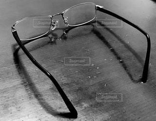 愛用メガネの写真・画像素材[2756887]