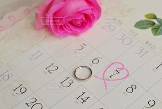 結婚記念日の写真・画像素材[3020230]