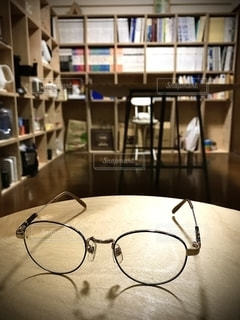 眼鏡の写真・画像素材[2760829]