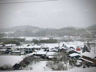 雪国の写真・画像素材[2810454]