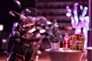 クリスマスの街の写真・画像素材[2812709]
