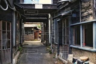 昭和の町並みの写真・画像素材[2856849]