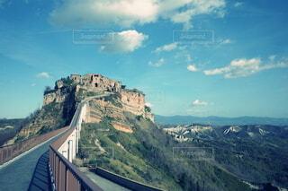 山の眺めの写真・画像素材[4105641]