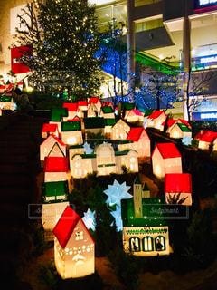 クリスマスの街の写真・画像素材[2759549]