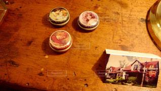 佳き日のテーブルの写真・画像素材[2763052]