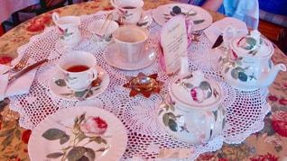 UK TEA PARTY 1の写真・画像素材[2770551]