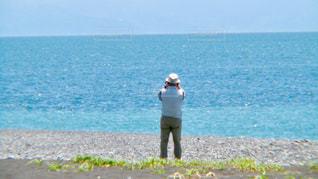浜辺の人の写真・画像素材[2794733]
