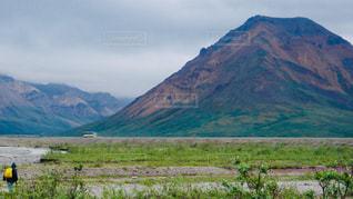 マッキンレー山のひとり旅の写真・画像素材[2801198]