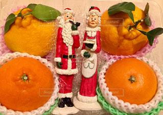 クリスマスギフトの写真・画像素材[2824616]