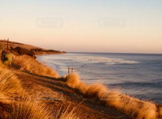 自然,風景,空,屋外,太陽,ビーチ,夕暮れ,水面,海岸,オレンジ,光