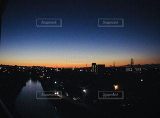 風景,空,建物,橋,屋外,太陽,水面,光
