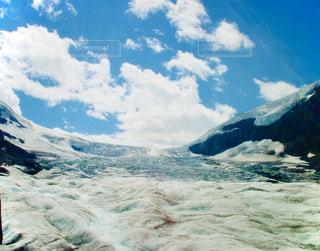 自然,風景,空,雪,屋外,太陽,山,氷,光,日中,クラウド