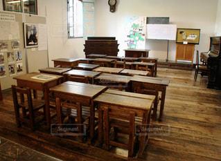 教室の写真・画像素材[2874090]