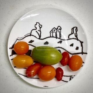 食べ物,野菜,皿,食器,食品,食材,フレッシュ,ベジタブル