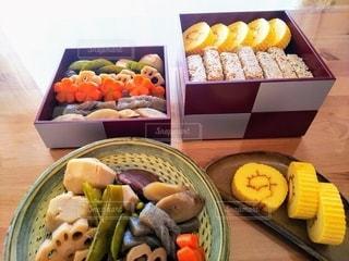 おせち料理の写真・画像素材[2787480]