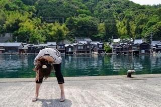 伊根の舟屋の写真・画像素材[2793881]
