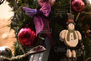 クリスマスツリーの写真・画像素材[2822636]
