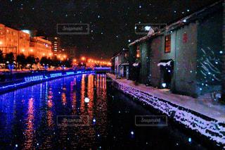 冬の小樽⑦の写真・画像素材[2845073]