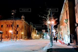 冬の小樽①の写真・画像素材[2845066]