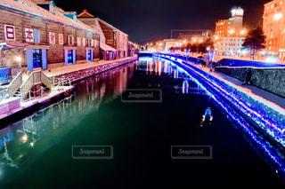 冬の小樽⑩の写真・画像素材[2845076]