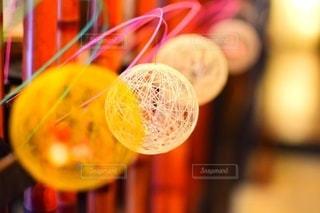 グラスのクローズアップの写真・画像素材[3336866]