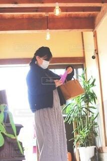 妊婦の気分転換の写真・画像素材[3960631]