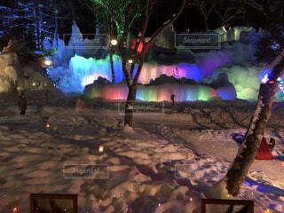 岐阜の夜景の写真・画像素材[4065740]
