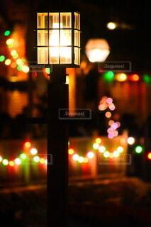夜景の写真・画像素材[4065845]