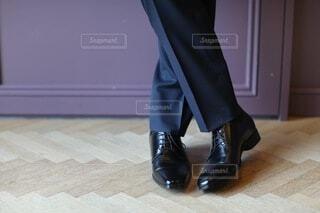 ウェディングスーツの写真・画像素材[4218356]