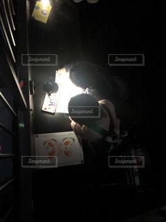 ランプ,照明,書類,紙,テキスト,データ