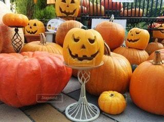 かぼちゃいっぱい!の写真・画像素材[2757561]