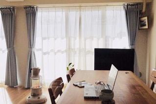 家でお仕事Day!の写真・画像素材[2992429]