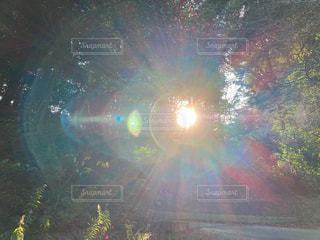 空,太陽,光,フレア,明るい