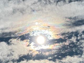 自然,空,屋外,太陽,雲,光,くもり,日中