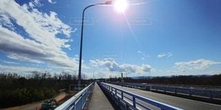 空,屋外,太陽,散歩,道路,道
