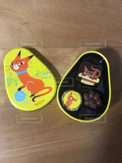 猫,ねこ,チョコレート,バレンタインデー,ネコ,ゴンチャロフ,モア