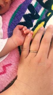 赤ちゃんとママの写真・画像素材[2797771]
