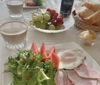 朝食の写真・画像素材[2773660]