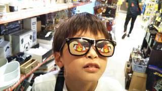ファッション,アクセサリー,サングラス,眼鏡,少年,メガネ,ビレバン