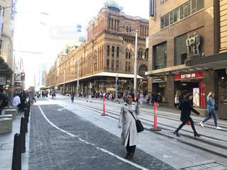 シドニーで買い物の写真・画像素材[2815891]