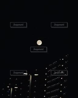 自然,風景,空,月