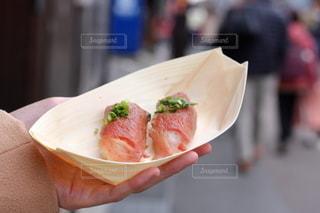 牛寿司の写真・画像素材[2927216]