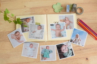息子の成長記録の写真・画像素材[4327493]