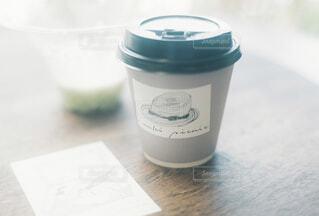 テイクアウトも出来るカフェの写真・画像素材[4603076]