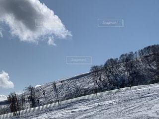 自然,風景,アウトドア,空,冬,スポーツ,雪,山,人物,ゲレンデ,レジャー,斜面,日中